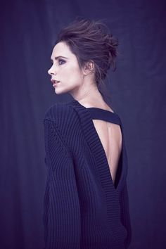 Victoria Beckham - The Telegraph magazine