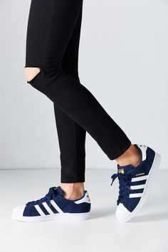 Zapatillas adidas superstar♡