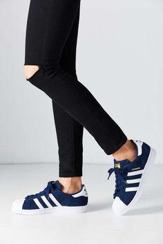 adidas Suede Superstar Sneaker