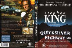 World Capas: Quicksilver Highway (A Maldição De Quick Silver)  wdcapas.blogspot.com Stephen King Novels, Heart Of America, Film Base, The Shining, One Kings, Good Movies, Horror Film, Teeth, Comedy