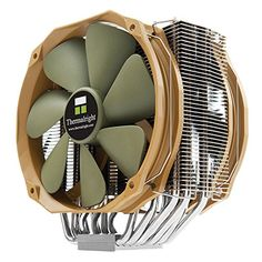 Thermalright Archon IB-E X2, Dual Fans, Eight Copper Heatpipes