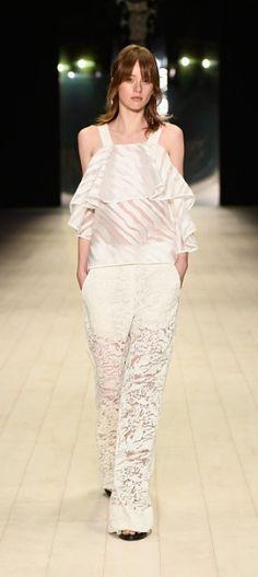 Ginger and Smart Resort '17 at Mercedes-Benz Fashion Week Australia. #MBFWA