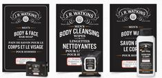 Save on the new Men's J.R Watkins natural personal care line this month! (June 2018) Check out these great products just for him!  Look under monthly specials at http://www.Watkins1868.com/Tamara