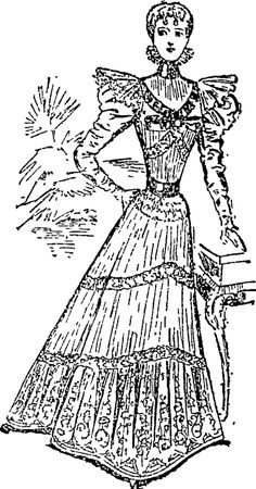 THE FASHION FOR THE THEATRE (Auckland Star, 18 September 1897)