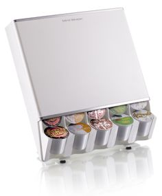 Mind Reader ''Free Fall'' Coffee Pod K Cups Storage Stand                                                                                                                                                                                 More