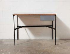 Pierre Paulin desk by Thonet