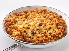 Ingredients: water, green giant valley fresh steamers, tomato sauce, beef, macaroni, salsa, sharp cheddar cheese, cornNext stop: Pinterest