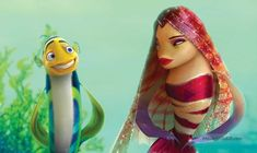 Shark Tale - Publicity still. The image measures 1395 * 829 pixels and was added on 24 October Dreamworks Animation Skg, Dreamworks Movies, Disney And Dreamworks, Animation Series, Good Animated Movies, Animated Cartoons, Shark Tale Lola, Cosplay Events, Disney Dogs