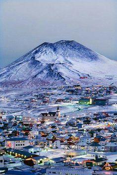 Islandia …