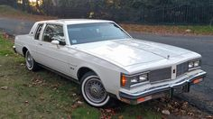 1983 Oldsmobile Delta 88 Royale