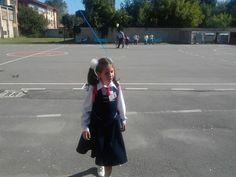Prima zi de scoala