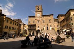 Cortona - Toscana