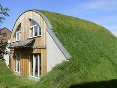 Solarc Erdhügelhaus - Galerie weitere Erdhügelhäuser