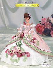 Rose, Annie's Glorious Gowns Flower Garden Collection crochet patterns