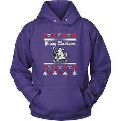 Merry Christmas - Family Celebration Unisex Hoodie T-Shirt (12 colors)