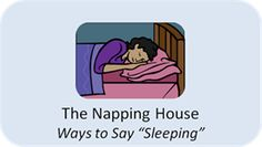 """Positively Autism ~ Free Materials and Resources ~ """"The Napping House"""" Activities Speech Language Pathology, Speech And Language, Preschool Literacy, Kindergarten, The Napping House, Relationship Bases, Beginning Of School, Media Center, Read Aloud"""