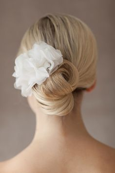 Haarschmuck & Kopfputz - 'Valentine' Haarschmuck Braut Hochzeit Frisur Haar - ein Designerstück von BelleJulie bei DaWanda