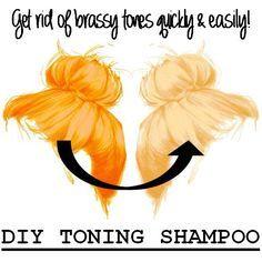How I Combat Brassy Tones and Upkeep my Blonde Hair