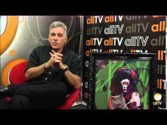 Marcelo Vajsenbek entrevista o Artista Plástico Edson Verti na allTV - para o programa Estilo Vip (06/05/2015)