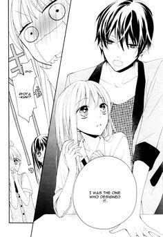 Read manga Ochite Chika Chika Ch.002 online in high quality