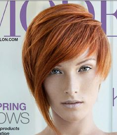 Short bob hairstyles for 2012 – 2013 - Short Hairstyles Trendy Love Hair, Great Hair, Short Hair Cuts For Women, Short Hair Styles, Short Cuts, Red Hair Cuts, Corte Y Color, Short Hairstyles For Women, Red Hairstyles