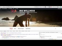 06 Child Theme - Creating a New Page Template - YouTube