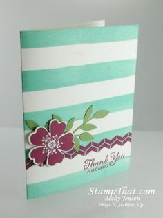 Stampin' Up! Morning Meadow Hostess Set