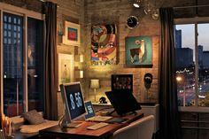 Creative Workspace