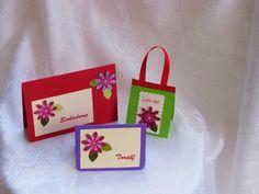 Hochzeitsdeko - Tischkarte ♦ Farbwunsch - ein Designerstück von Manufaktur-Embe bei DaWanda