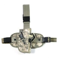 Ultimate Arms Gear Tactical Army Digital ACU Drop Leg Glock 37 38 21 25 31 32 PistolGun Holster  Magazine Pouch >>> Check out the image by visiting the link.