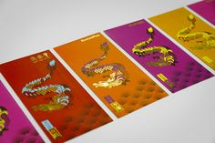 BREADTALK RED PACKETS on Behance