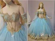 Rococo Princess Gown by Firefly-Path on DeviantArt Beautiful Dresses, Nice Dresses, Unicorn Fashion, Fantasy Gowns, Fairytale Fashion, Medieval Gown, Fairy Clothes, Barbie Princess, Barbie Dress