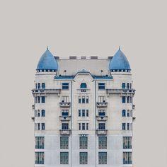 Architectural Photography: Urban Symmetry by Zsolt Hlinka