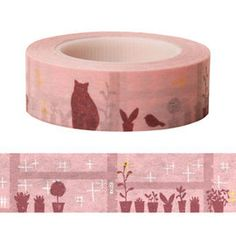 Washi Paper Tape 15M by pikwahchan on Etsy, $3.10