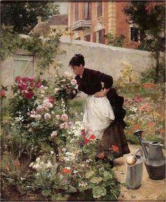 victor-gabriel-gilbert-gardening