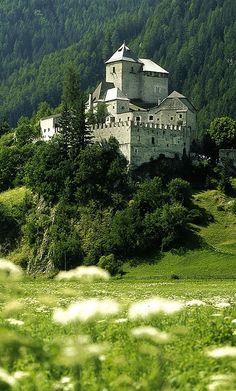 Reifenstein Castle, Freienfeld, South Tyrol, Italy!