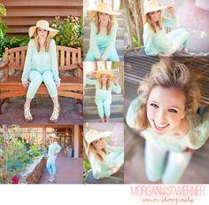 Spring Break in Downtown Carmel >> Senior Portraits >> Morgan Werner Photography