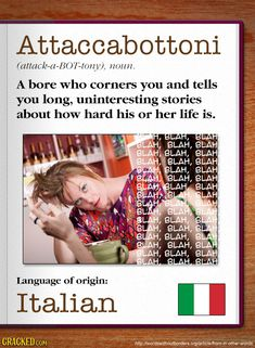 31 Phrases English Needs To Steal From Other Languages | Cracked.com