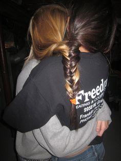 best friend braidss