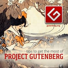 """by Piotr Kowalczyk """"If you want to know how to explore Project Gutenberg more effectively and get books faster - here is a bunch of tips & tricks for your convenience. Got Books, I Love Books, Books To Read, Librarian Humor, Public Domain Books, Book Sites, Teaching Tips, Thought Provoking, Free Ebooks"""