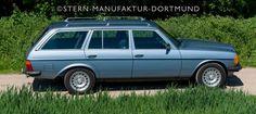 Deze Mercedes 280 TE met 5.6 L V8 is de coolste Benz die we in tijden hebben gezien en wordt te koop aangeboden via Ebay. Nadat men een 280 TE helemaal