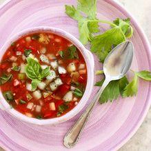 CookWizMe | Chunky Gazpacho