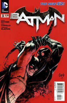 Batman #3 - 2nd Print