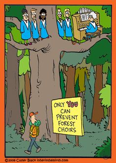 Smoky the choir bear! Choir Humor, Choir Memes, Church Humor, Christian Comics, Christian Cartoons, Christian Humor, Music Jokes, Music Humor, Funny Music