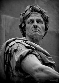 "antonio-m: ""Julius Caesar, Musée du Louvre, Paris "" Julius Caesar, Ancient Rome, Ancient Art, Art Romain, Roman Sculpture, Metal Sculptures, Abstract Sculpture, Bronze Sculpture, Wood Sculpture"