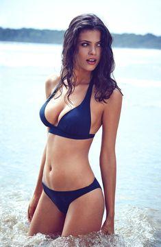 Brazilian model Thais Oliveira