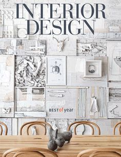 Interior Design January 2015 Cover