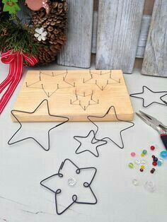 Crafts To Sell, Diy And Crafts, Crafts For Kids, Arts And Crafts, Easy Crafts, Christmas Time, Christmas Crafts, Christmas Decorations, Christmas Ornaments