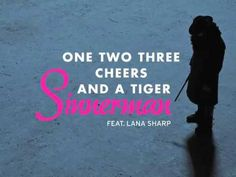 One Two Three Cheers And A Tiger feat. Lana Sharp - Sinnerman Das Finste...