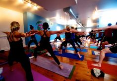 Witnessing the Yoga Scene Around the Country Makes Me Consider Closing my Studio. ~ Robyn Parets